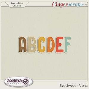 Bee Sweet - Alpha