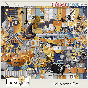 Halloween Eve by Lindsay Jane