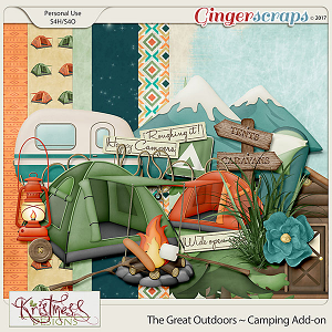 The Great Outdoors Camping Add-on