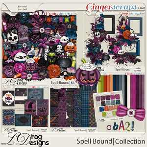 Spellbound: The Collection by LDragDesigns