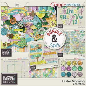 Easter Morning Collection by Aimee Harrison