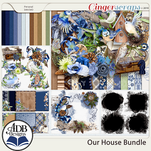 Our House Bundle by ADB Designs