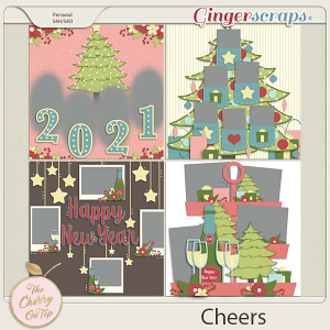 The Cherry On Top:  Cheers Templates