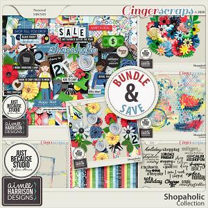 Shopaholic Collection by Aimee Harrison and JB Studio