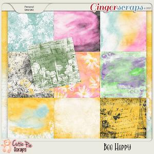 Bee Happy-Artsy Papers