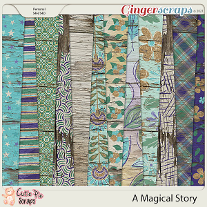 A Magical Story Wood Papers