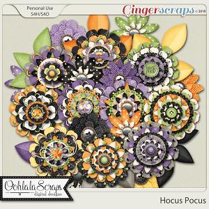 Hocus Pocus Layered Flowers