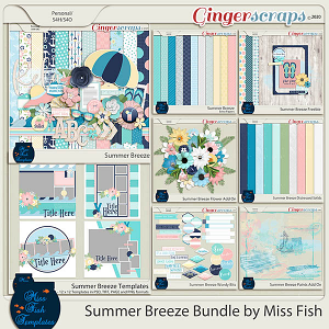 Summer Breeze Bundle by Miss Fish
