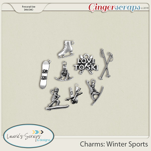 Charmed: Winter Sports