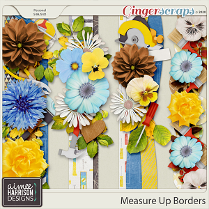 Measure Up Borders by Aimee Harrison