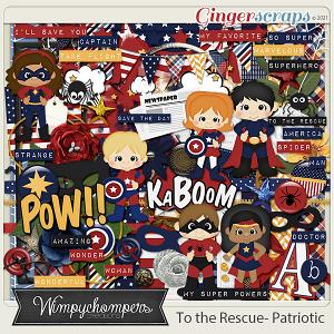 To the Rescue- Patriotic