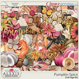 Pumpkin Spice - Kit