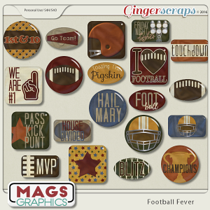 Football Fever FLAIR Pack