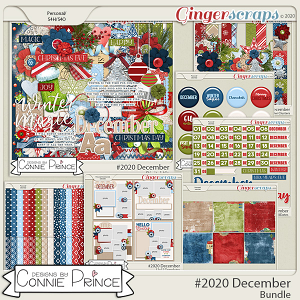 #2020 December - Bundle Collection by Connie Prince