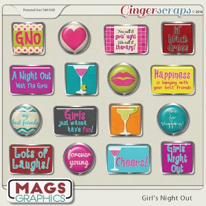 Girls' Night Out FLAIR