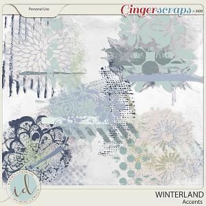 Winterland Accents by Ilonka's Designs
