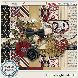 Formal Night - Mini Kit