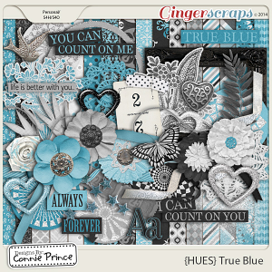 {HUES} True Blue - Kit