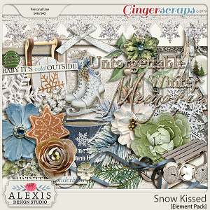 Snow Kissed - Element Pack