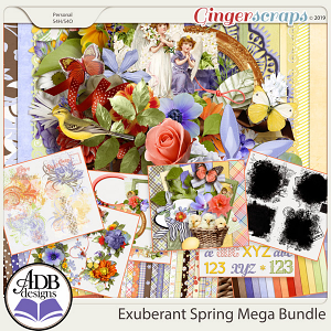 Exuberant Spring Bundle by ADB Designs