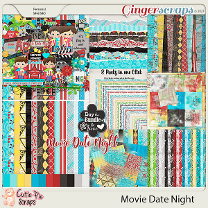 Movie Date Night Bundle