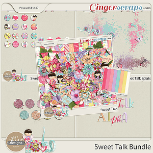 Sweet Talk Bundle by JoCee Designs