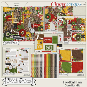 Football Fan - Core Bundle