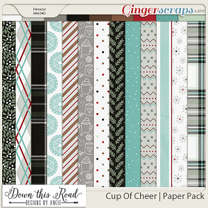 Cup Of Cheer | Paper Pack