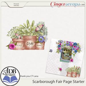 Scarborough Fair Cluster Gift 05 by ADB Designs