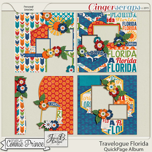 Travelogue Florida - QuickPage Album