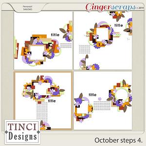 October steps 4.