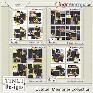 October Memories Collection