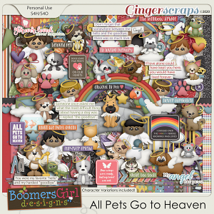 All Pets Go To Heaven by BoomersGirl Designs