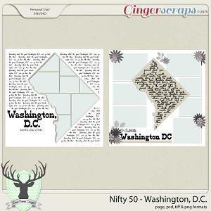 Nifty 50: Washington D.C.