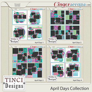 April Days Collection