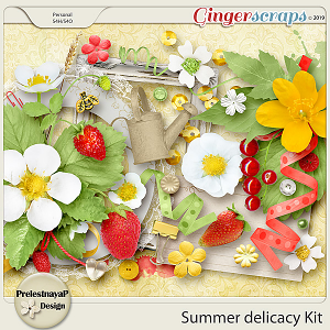 Summer delicacy Kit