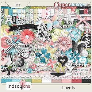 Love Is by Lindsay Jane