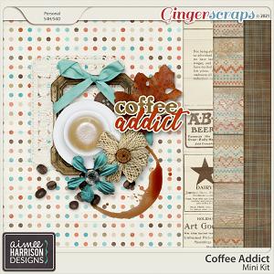 Coffee Addict Mini Kit by Aimee Harrison