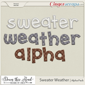 Sweater Weather | Alpha Pack