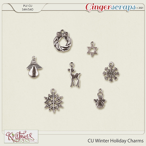 CU Winter Holiday Charms