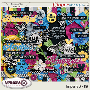 Imperfect - Kit by Aprilisa Designs
