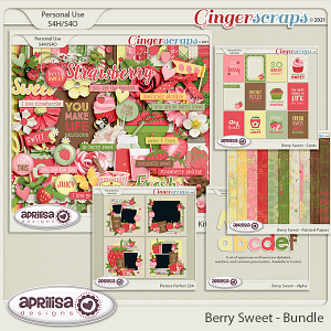 Berry Sweet - Bundle by Aprilisa Designs