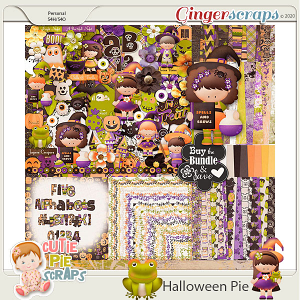 Halloween Pie-Bundle