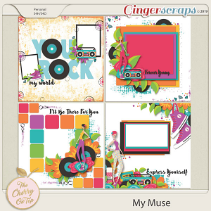 The Cherry On Top: My Muse Templates