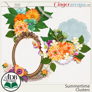 Summertime Clusters by ADB Designs