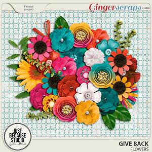 Give Back Flowers by JB Studio