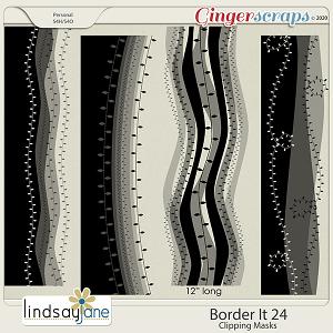 Border It 24 by Lindsay Jane