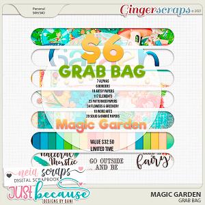 Magic Garden GB by JB Studio and Neia Scraps