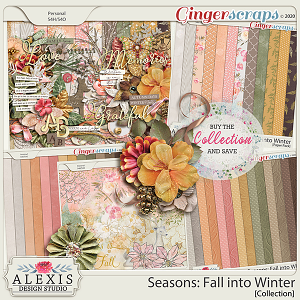 Seasons: Fall into Winter - Collection