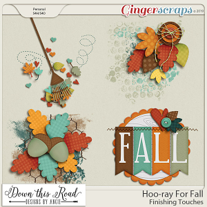 Hoo-ray For Fall | Finishing Touches